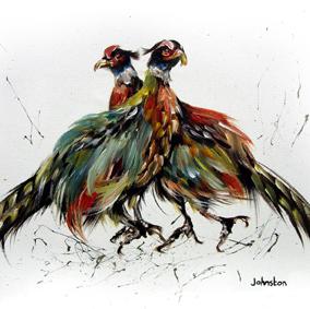 Pheasants 2 C